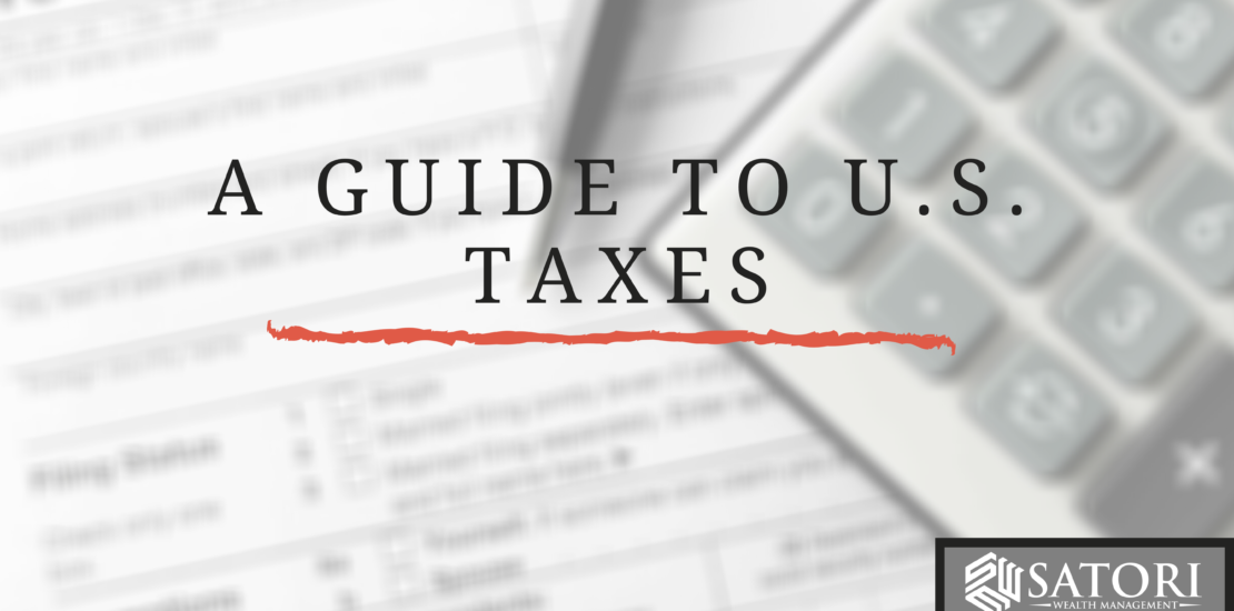 A Guide To U.S. Taxes