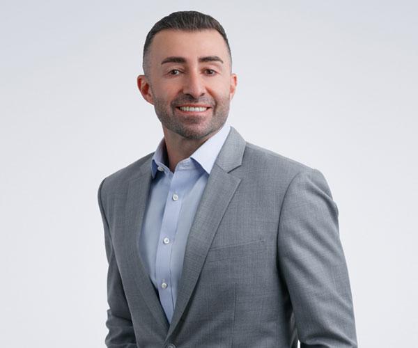 Danny Michael, CEO - Headshot